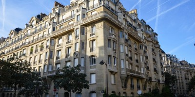 Immeuble Art Deco Avenue Emile Accolas No2 1 Facade avec bas-relief animaliers